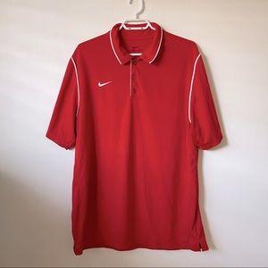 Nike Dri-Fit Mens Golf Shirt (XL)